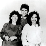 Publicity photo - Betsy, Georgian and Patty
